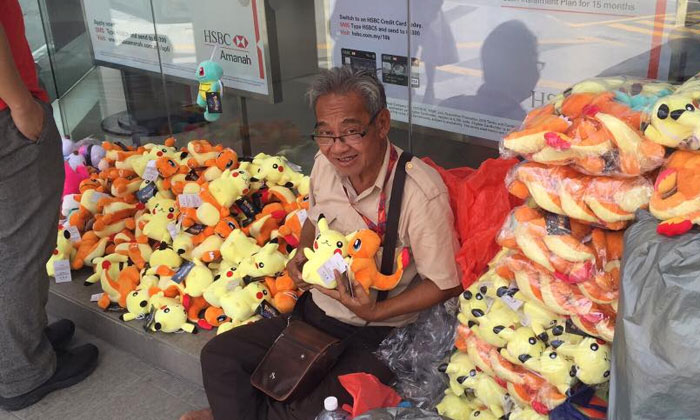 Person orders 250 stuff toys from cancer-stricken Malaysian uncle and does not collect it