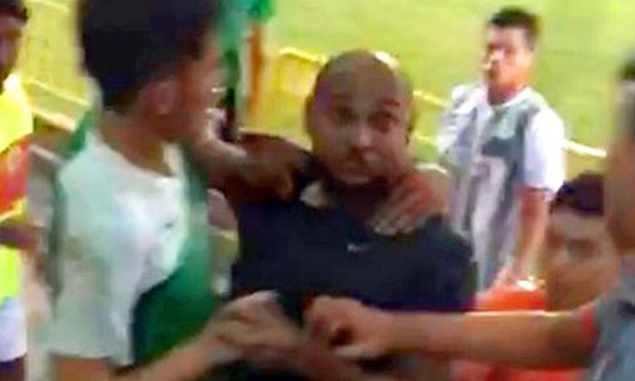 FAS to take action over brawl at local football match