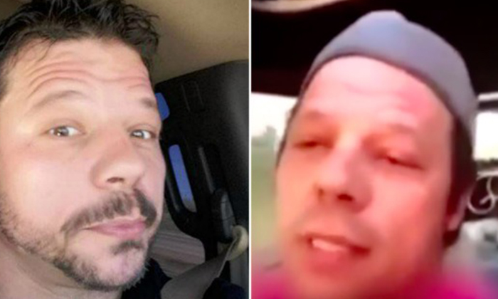 Murderer goes on killing spree -- and live streams his getaway on Facebook