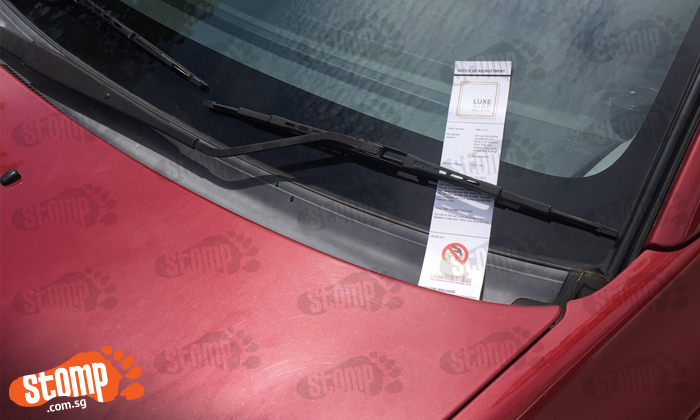 'Scare die me': Driver thought he got a 'summons' at Gardens by the Bay carpark