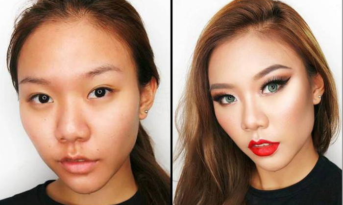 Don't believe in makeup? Wait till you see these dramatic transformations