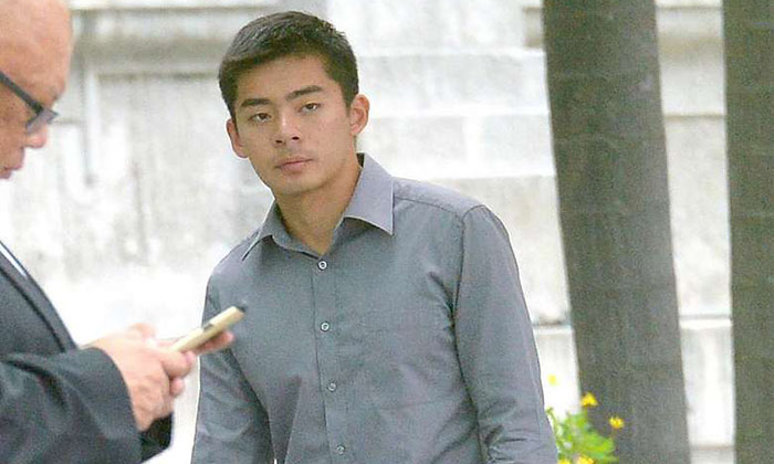 Man took upskirt photo of army mate's GF and threatened to upload if she did not send a nude pic