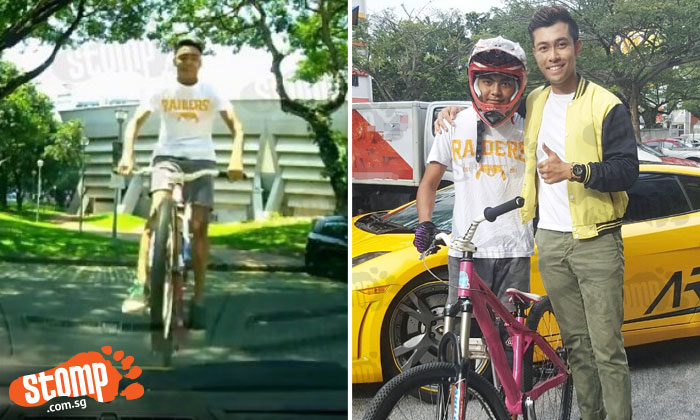 Remember boy who did daredevil stunt on car? Read how he and car owner resolve matter