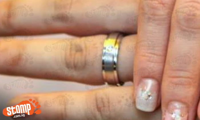 Man loses wedding ring in Paya Lebar area -- and is offering $200 reward for it