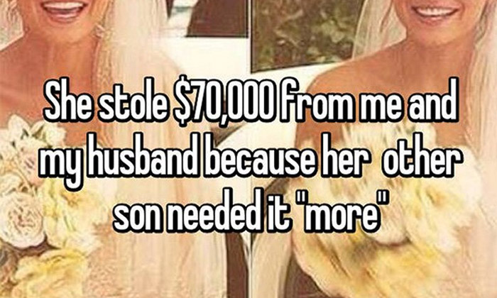 15 stories that define the meaning of 'crazy mother-in-law'