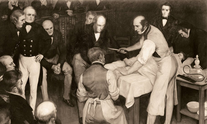 Terrifying photos showing the horrors of surgery in olden times will make your skin crawl