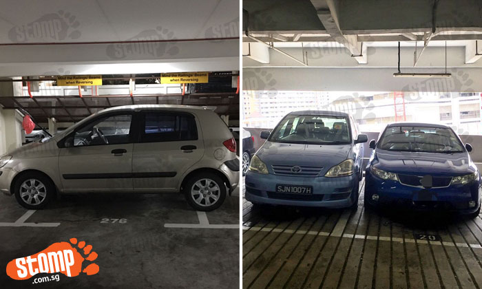 And the Parking Goondu award goes to...