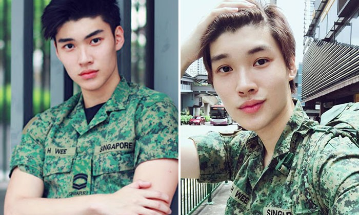Hot SAF soldier gives tips to all army newbies and goes viral