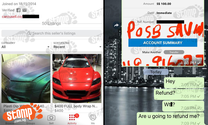Man pays $100 deposit for $400 car-wrapping service online -- only for dealer to go MIA