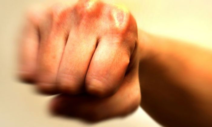 Man jailed for punching friend over remark