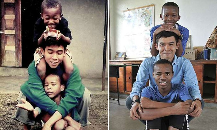 Singapore film-maker returns to help orphans in Tanzania 11 years later