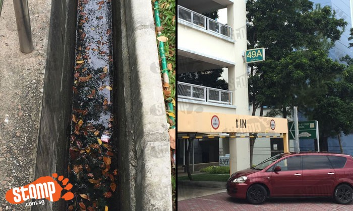 Is this the Singapore we know? Dirtiest drain in Block 49A Jalan Tiga