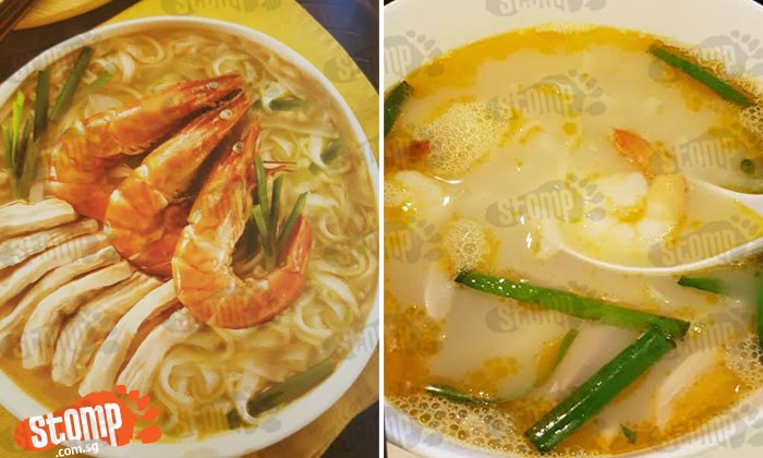 Are you sure I ordered this? Stomper orders hor fun and is disappointed by skimpy meal