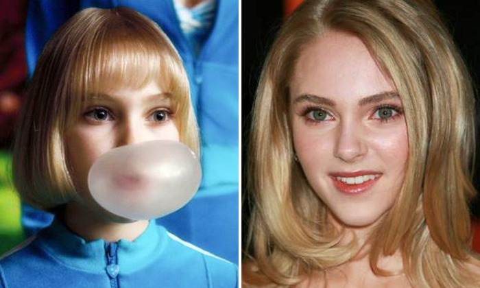 Anna Sophia Robb, ''Charlie and the Chocolate Factory'' - Violet (2005)