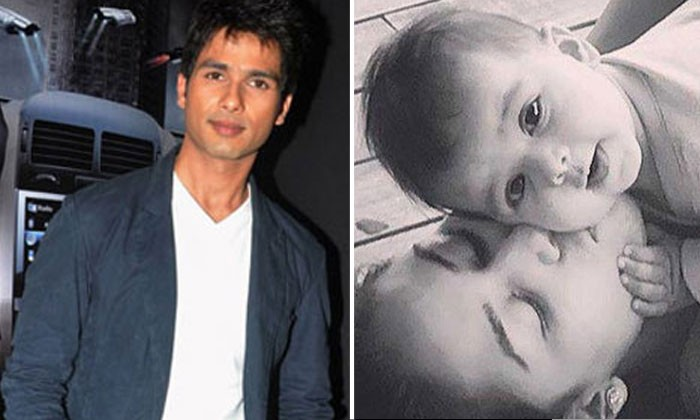 Photo on the left by: Facebook/Shahid Kapoor