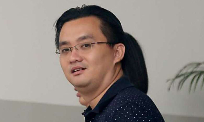 Soh Yew Meng, 38, accepted monies from representatives of various companies between July 22, 2013 and Jan 15, 2014 in exchange for business contracts with RWS.PHOTO: ST FILE
