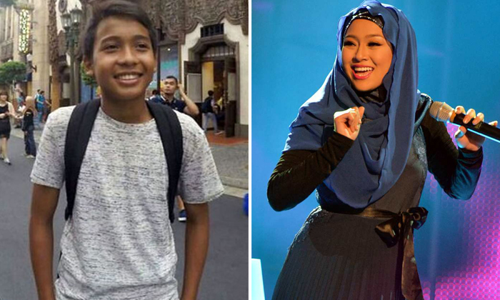 Photos: Instagram, Berita Harian, Sarah Aqiliah