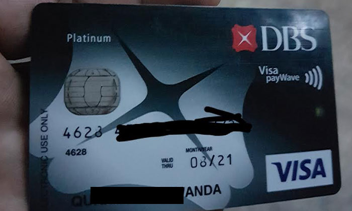 How To Apply For Dbs Debit Card