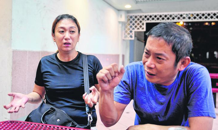 Photos: Lianhe Zaobao, The Straits Times