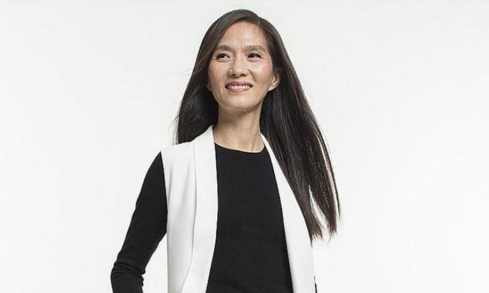 Madam Liaw Lay Kian, who is now a nurse. PHOTO:NGEE ANN POLYTECHNIC