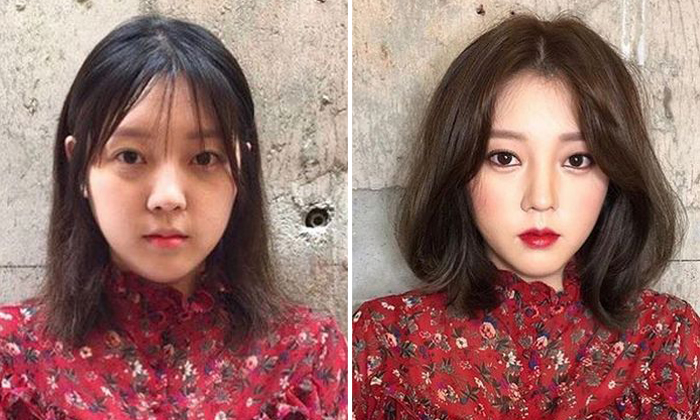 Dramatic Before And After Photos That Show Makeups Power Stomp