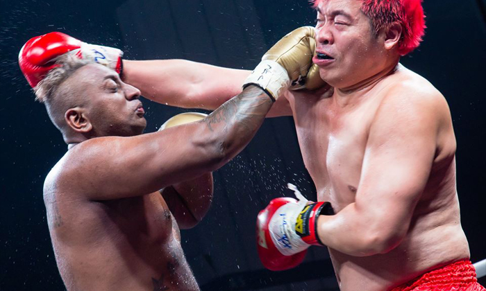 Photos: Asia Fighting Championship, Stomp