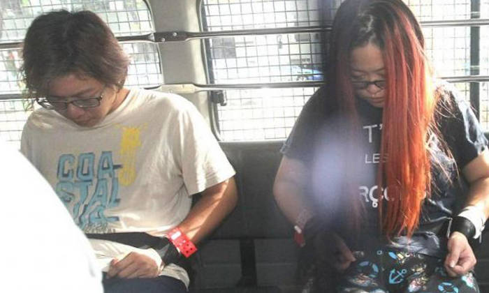 PuaHak Chuan (left), 38, and his wife, Tan Hui Zhen (right), 33, pleaded guilty to multiple charges for the extensive torture of Ms Annie Ee Yu Ee.