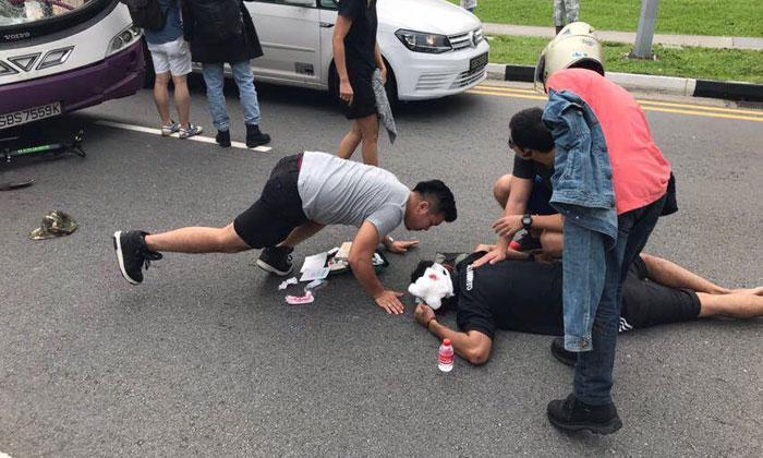 PHOTOS: Facebook/ROADS.sg