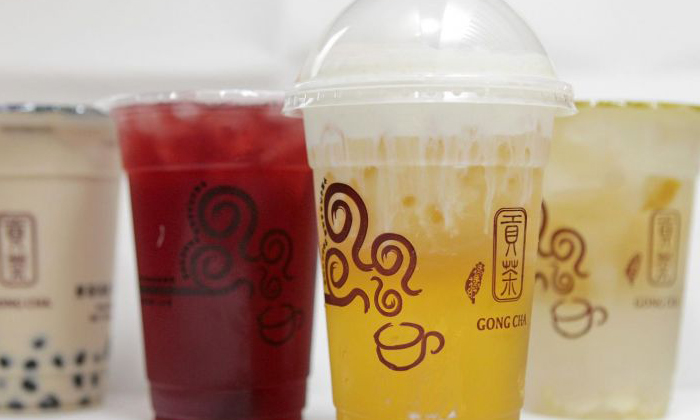 Gong Cha's signature drinks are set to make a return to Singapore with the opening of its new outlet at Singpost Centre (PHOTO: STRAITS TIMES)