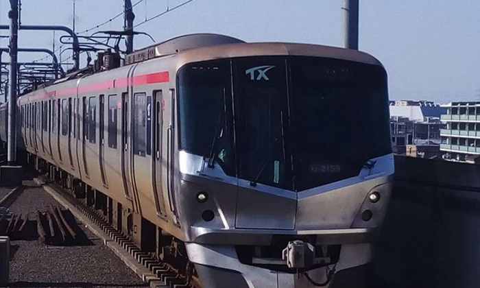 Rail operatorTokyo-area Metropolitan Intercity Railway Company issued an apology as the train departed the station 20 seconds early (PHOTO: TWITTER/@TOUBU20050KEI)
