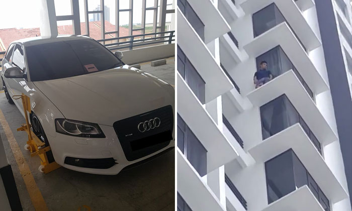 Man Who Allegedly Stole Spore Drivers Audi From JB Car Wash - Audi car wash