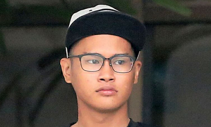 Delivery rider 19-year-old Khairul Hairuman rode a bicycle without faulty brakes and hit an elderly pedestrian who later died (PHOTO: THE STRAITS TIMES)