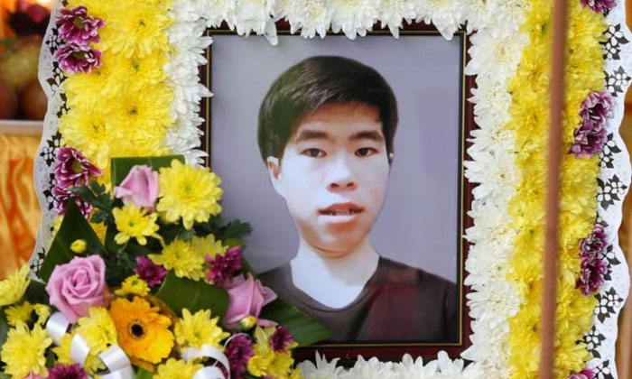 Corporal Kok Yuen Chin died after he was found unconscious inside a pump well at Tuas View Fire Station on May 13, 2018. ST PHOTO: JONATHAN CHOO