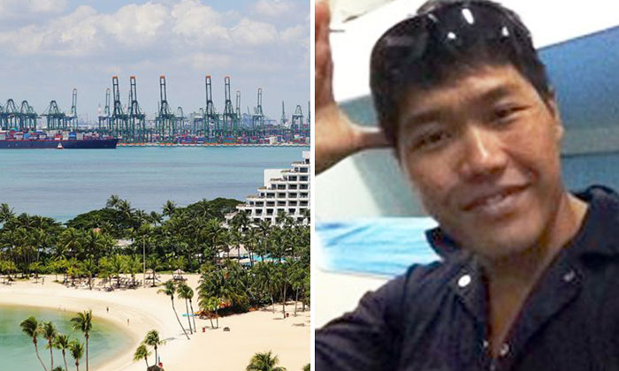 Mr Seet Choon Heng went missing while conducting underwater operations on May 5. PHOTO: THE STRAITS TIMES