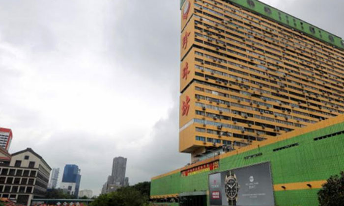 The condominium apartment is located at People's Park Complex. PHOTO: LIANHE WANBAO