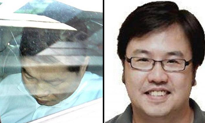 Chia Kee Chen was sentenced to hang for the murder of Dexmon Chua Yizhi. PHOTO: LIANHE WANBAO
