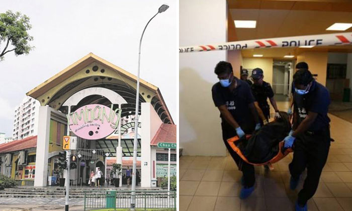 The suspect went to an agency at Limbang Shopping Centre to seek help after allegedly killing her employer.