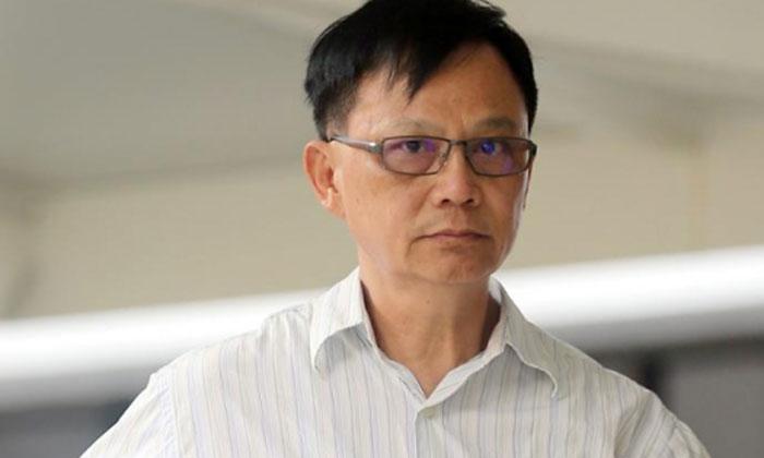 The accused, Huang Shun Jin. PHOTO: LIANHE WANBAO