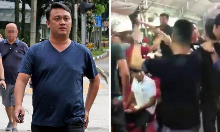 Photos: Shin Min Daily News, Facebook video screengrab