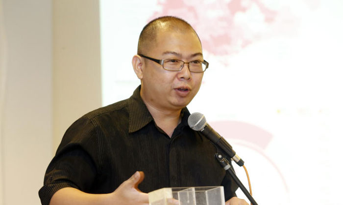 TerryXu, Chief Editor of The Online Citizen (TOC). PHOTO: ST
