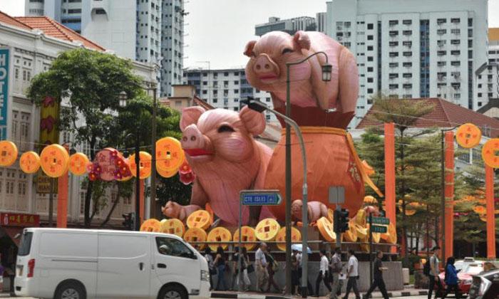 Photo: The Straits Times
