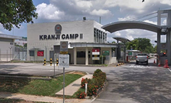 Kranji Camp II, where an SAF regular was found dead, on Feb 14, 2019. PHOTO: SCREENGRAB FROM GOOGLE STREET VIEW