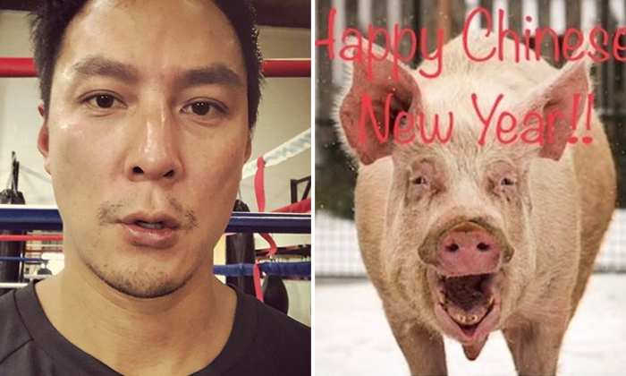 Photos: Daniel Wu / Instagram