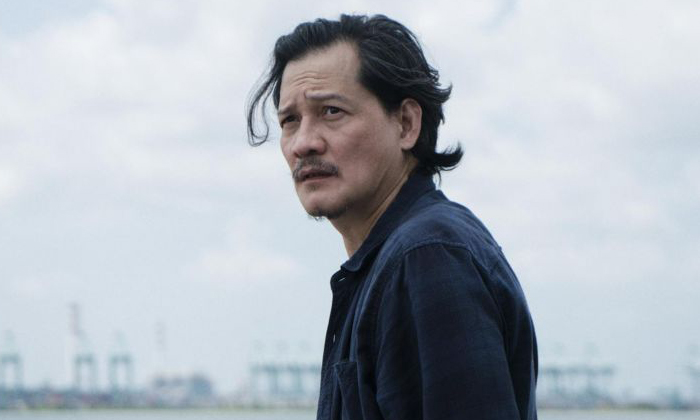 Peter Yu plays investigator Lok in award-winning drama A Land Imagined. Photo:Akanga Film, mm2 Entertainment