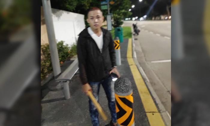 Photo: Singapore Police Force