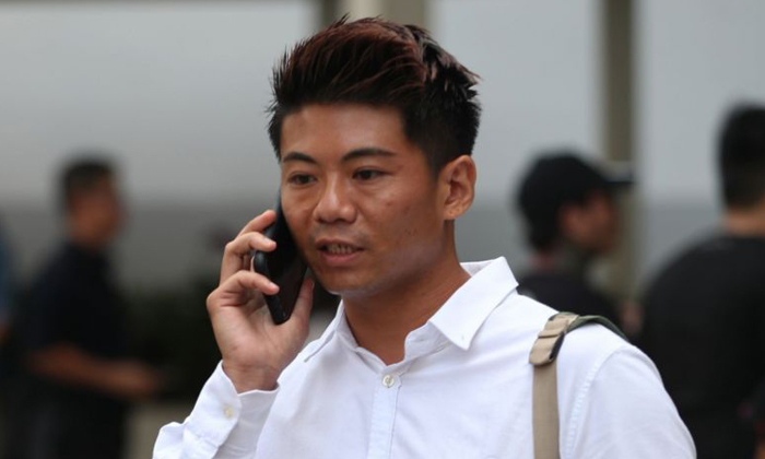 Tan Wai Luen, 30, was found guilty of sexually penetrating a 33-year-old woman without her consent. The victim had attended a free trial class at Encore Muay Thai on Oct 1, 2016. Photo :The Straits Times