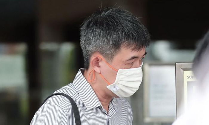 Tan Yew Sin went on trial in the High Court on one count each of attempted rape, sexual assault by penetration and outrage of modesty. Photos: The Straits Times
