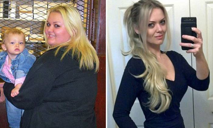 No excuses: Amazing weight loss transformations that will ...