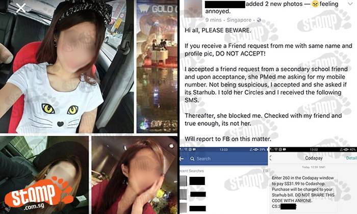 FB scam: Beware of clone accounts or friend requests from