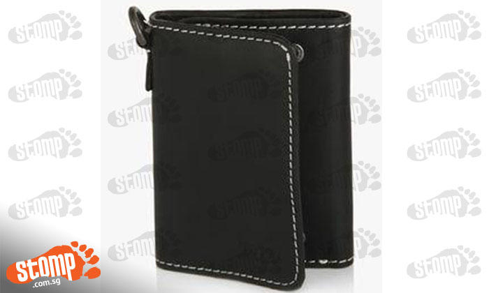 Help! I lost my wallet containing my IC, licence and log